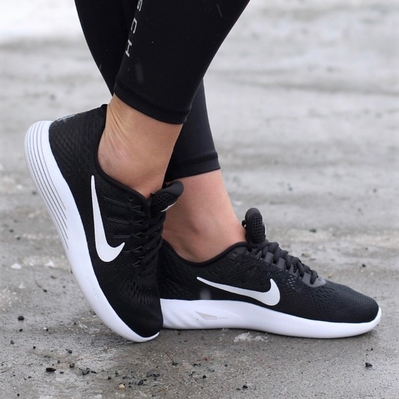 NEW Nike LunarGlide 8 Black, Women's